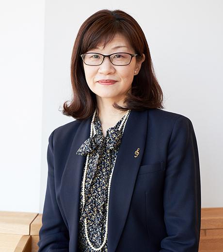 相川章子 教授