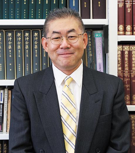 濱田寛 教授