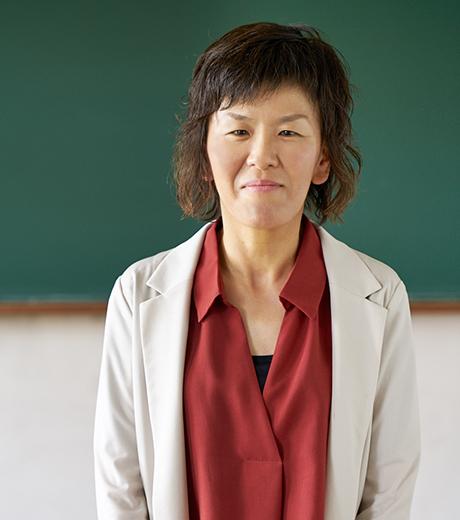 長谷部雅美 准教授